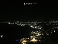 Castellamare del guelfo の展望台で夕食会 - ボローニャとシチリアのあいだで2