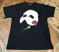 8月10日(土)入荷!USED オペラ座の怪人Tシャツ - ショウザンビル mecca BLOG!!