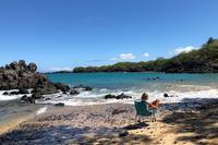 おなじみのBeach 69@2019ハワイ島 - TAMAの卵