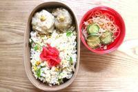 ツナ炒飯弁当と東京オリンピック - オヤコベントウ