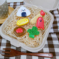 夏休みアイシングクッキーワークショップ開催いたします。 - カフェ屋