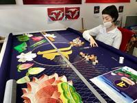 絹糸が織りなす日本刺繍の美しさ - ライブ インテリジェンス アカデミー(LIA)