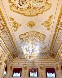 ネスヴィジ城 3 /華麗な宮殿内部@ベラルーシ - FK's Blog
