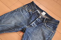 SOMET Writer's '08 Jeans Indigo 3 Y/O 12th wash - Dear Accomplices