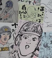 甲子園四日目 はっ... - ムッチャンの絵手紙日記