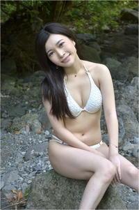 White Swimsuit - caetla
