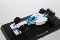 1/64 Kyosho Tyrrell F1 024 【1996】 - 1/87 SCHUCO & 1/64 KYOSHO ミニカーコレクション byまさーる