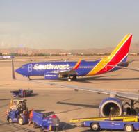 ラスベガス2019GW☆2回目のサウスウエスト航空 - らすこり日記