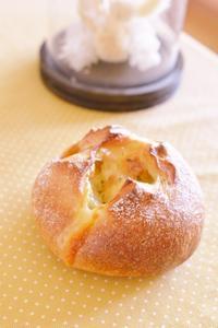 パリパリ生地のおかずパン - 水戸市(茨城)のパン教室 Fika(フィーカ)  ~日々粉好日~
