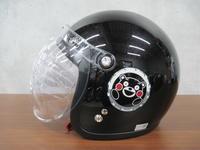 くまモン ×クロスカブ ヘルメット! - バイクの横輪