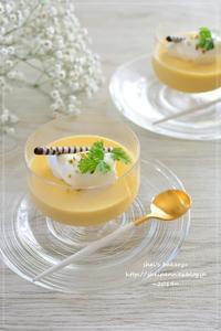 マンゴーミルクムース - *sheipann cafe*