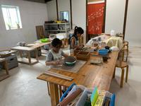 本日の陶芸教室 Vol.918,919 - 陶工房スタジオ ル・ポット