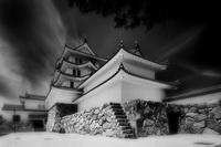 尼崎城 - 建築写真           建築写真専門tonomophoto+
