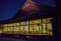 京の七夕~堀川エリア・二条城夏季ライトアップ - 鏡花水月