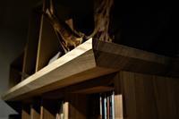面取り棚板 - SOLiD「無垢材セレクトカタログ」/ 材木店・製材所 新発田屋(シバタヤ)