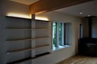 飾り棚棚板メープル+グラナディロ - SOLiD「無垢材セレクトカタログ」/ 材木店・製材所 新発田屋(シバタヤ)