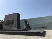 ポーランド旅行記(11)ユダヤ人博物館(Muzeum Historii Żydów Polskich POLIN)に行く - 本日の中・東欧