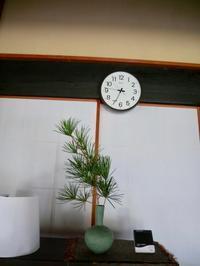 高野槙を飾って - ご機嫌元氣 猫の森公式ブログ