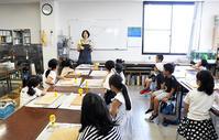 児童画クラス夏の体験講座「ビー玉迷路を作って遊ぼう!」ご紹介 - 大阪の絵画教室|アトリエTODAY