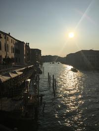 イタリア家族旅行その2ヴェネツィアバーカロ巡り - ユキキーナの日記