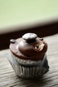 たぬきケーキ - こんなものを見た2