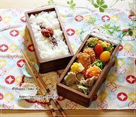 ありもの弁当と山3つ♪ - ☆Happy time☆