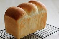 初めての、食パン2本同時焼き - Takacoco Kitchen