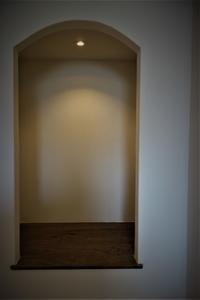 洞の飾り棚 - SOLiD「無垢材セレクトカタログ」/ 材木店・製材所 新発田屋(シバタヤ)