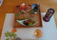 夏の前菜 - 金沢犀川温泉 川端の湯宿「滝亭」BLOG