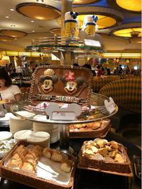 ホテルミラコスタに宿泊した東京ディズニーリゾート2日目 - あれも食べたい、これも食べたい!EX