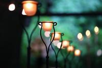 キャンドル - 箱根の森高原教会  WEDDING BLOG