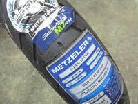 バイク用 メッツラータイヤの製造年週にご注意!!!(>_ - バイクパーツ買取・販売&バイクバッテリーのフロントロウ!