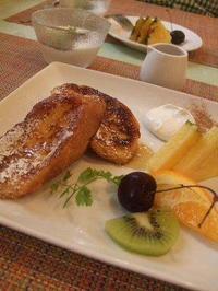 今夏の軽井沢最終回は… - K's Sweet Kitchen