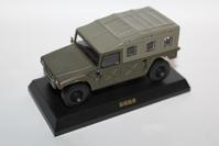 1/64 Kyosho MILITARY VEHICLE TOYOTA HIGH MOBILITY VECHICLE - 1/87 SCHUCO & 1/64 KYOSHO ミニカーコレクション byまさーる
