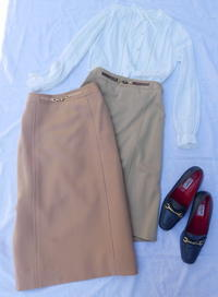 Celine 70's skirts - carboots