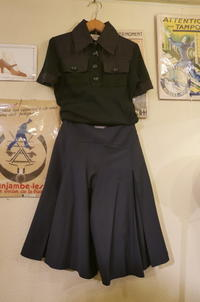 Chanel Culottes skirt - carboots