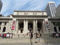 ニューヨーク市立図書館(2019年7月) - ノラくんの世界Ⅱ