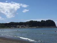 三戸浜は大賑わい♪ - 自然と遊楽