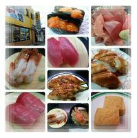 【生中継】ヤマサ水産・市場寿司@那珂湊♪ - コグマの気持ち