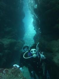 濁り&うねりはありましたが・・・~糸満近海ガイド付きボートダイビング(ファンダイビング)~ - 沖縄本島最南端・糸満の水中世界をご案内!「海の遊び処 なかゆくい」