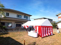 「加古川山手の家」地鎮祭 - OCM一級建築士事務所