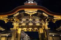 「夏の京都は、城灯どす!-二条城夏季ライトアップー」 - ほぼ京都人の密やかな眺め
