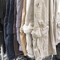 Cargo shorts style. - the poem clothing store