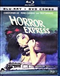 """「ゾンビ特急""""地獄""""行」Horror Express  (1972) - なかざわひでゆき の毎日が映画三昧"""