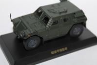 1/64 Kyosho MILITARY VEHICLE KOMATSU Light Armoured Vehicle - 1/87 SCHUCO & 1/64 KYOSHO ミニカーコレクション byまさーる