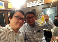 Eiji渋谷飲みagain、時間が足りな過ぎる。 - Isao Watanabeの'Spice of Life'.