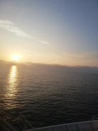 快適な新日本海フェリー - ゆったり まったり のんびりと