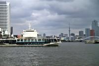 水上バス - お散歩写真     O-edo line