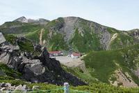 乗鞍岳・・・・・・・涼を求めて。 - 『幸せ趣味日記!』 : ・・・・・・・・・・・・・・・自転車、カメラ、登山、オーディオ、楽しい趣味と日々の報告会なのです。