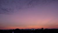 立秋のあとの夜 - 凪の風鈴
